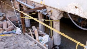 Commercial Foundation Repair Services in Wellington